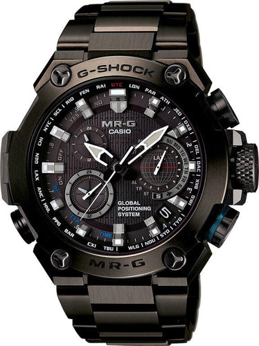G-SHOCK G-SHOCK Anti-reflective Coating Sapphire Glass Men's Watch - Black - Gemorie