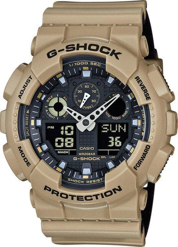 G-SHOCK G-SHOCK Bi-color Molding Anti-Magnetic Men's Watch - Tan - Gemorie