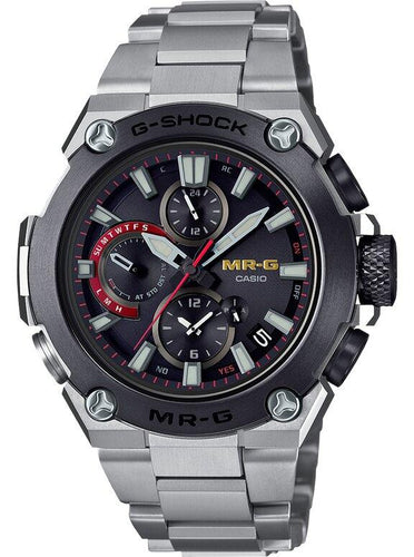 G-SHOCK G-SHOCK Bluetooth Smartphone Linking Capabilities Titanium Case and Band Watch - Multicolor - Gemorie