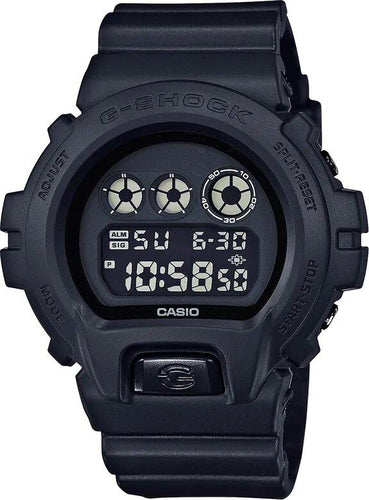 G-SHOCK G-SHOCK Classic Hourly Time Signal Men's Watch - Black - Gemorie