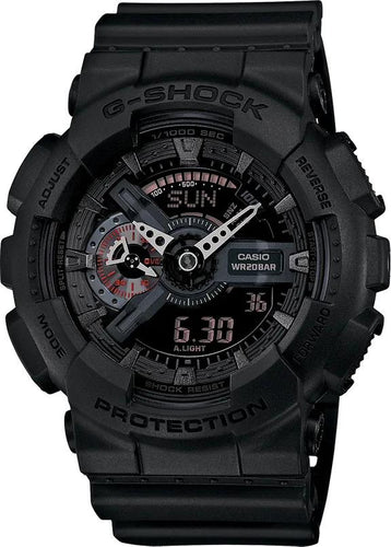 G-SHOCK G-SHOCK GA-110MB-1A MEN Casio- BLACK - Gemorie