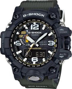 G-SHOCK G-SHOCK Heavy-Duty Men's Master of G Watch - Black - Gemorie