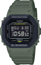 Load image into Gallery viewer, G-SHOCK G-SHOCK LED Backlight Men's Digital Watch - Green - Gemorie