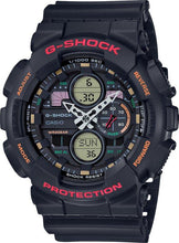 Load image into Gallery viewer, G-SHOCK G-SHOCK LED Mach Indicator Watch - Black & Red - Gemorie