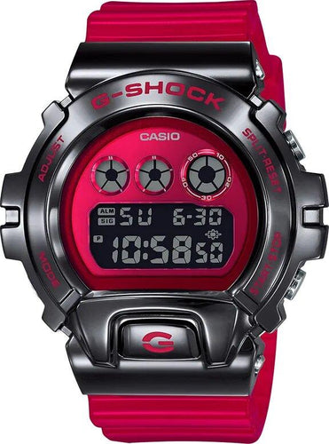 G-SHOCK G-SHOCK Men's 25th Anniversary Limited Edition Watch - Red - Gemorie