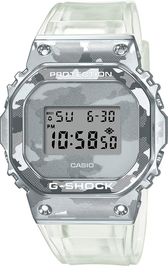 G-SHOCK G-SHOCK Metal Covered Series Multi Measuring Modes Men's Watch - Multicolor - Gemorie