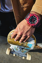 Load image into Gallery viewer, G-SHOCK G-SHOCK Mineral Glass Men's Analog Digital Watch - Red and Black - Gemorie