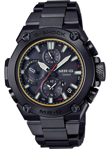 G-SHOCK G-SHOCK MR-G Elapsed Time Measuring Mode Men's Watch - Black - Gemorie