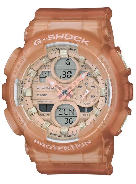 G-SHOCk G-SHOCK New and Trendy Women's Watch - Clear - Gemorie
