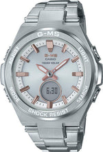 Load image into Gallery viewer, G-SHOCK G-SHOCK Solar Powered 31 Time Zones Women's Watch - Stainless Steel - Gemorie