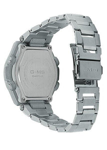 G-SHOCK G-SHOCK Solar Powered 31 Time Zones Women's Watch - Stainless Steel - Gemorie