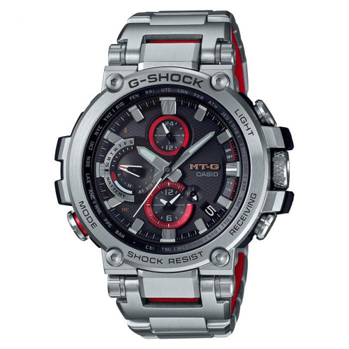 G-SHOCK G-SHOCK Stainless Steel Men's Watch - Black - Gemorie