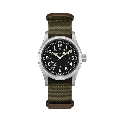 Hamilton HAMILTON KHAKI FIELD MECHANICAL - Gemorie