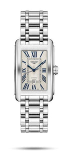 LONGINES LONGINES Dolcevita Premium Sapphire Crystal Watch - Stainless Steel - Gemorie