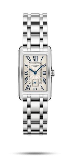 LONGINES LONGINES DolceVita Scratch-Resistant 23mm Women's Watch - Stainless Steel - Gemorie