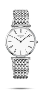 LONGINES LONGINES La Grande Classique De Longines 36mm Men's Watch - Stainless Steel - Gemorie