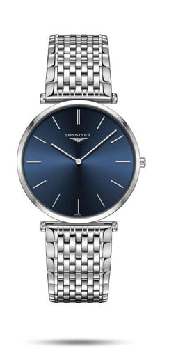 LONGINES LONGINES La Grande Classique de Longines Men's & Women's Watch - Stainless Steel - Gemorie