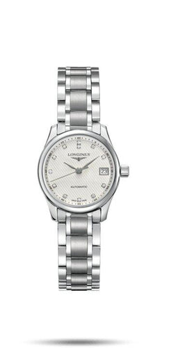 LONGINES LONGINES Master Collection Self-Winding Women's Watch - Stainless Steel - Gemorie