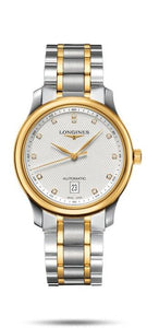 LONGINES LONGINES Master Collection Watch - Stainless Steel & 18 Karat Yellow Gold Cap 200 - Gemorie