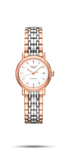 LONGINES LONGINES Présence Elegant Automatic Movement Women's Watch - Stainless Steel - Gemorie