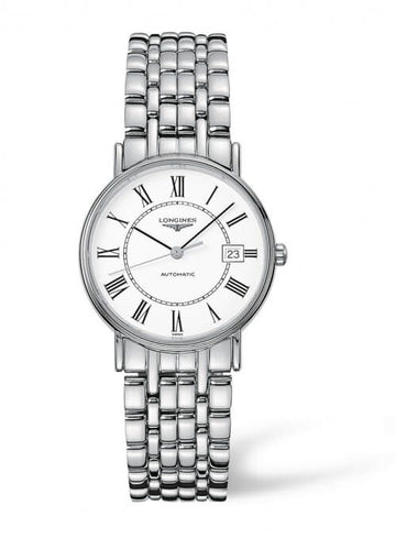 LONGINES PRESENCE 34MM AUTOMATIC - Gemorie