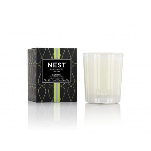 NEST Fragrances NEST Fragrances Bamboo Votive Candle - Gemorie