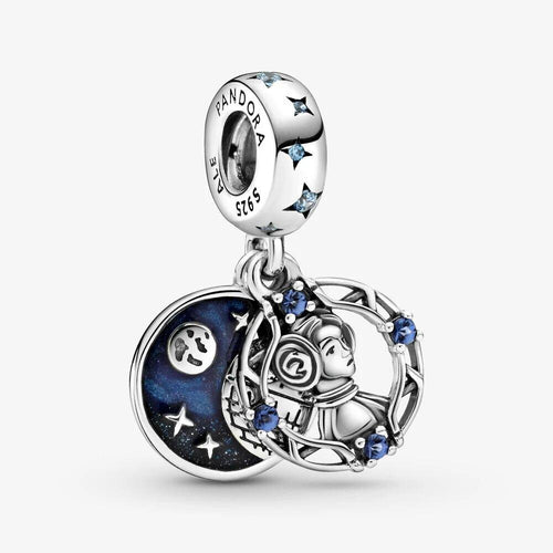 Pandora PANDORA Star Wars Princess Leia Double Dangle Charm - Gemorie
