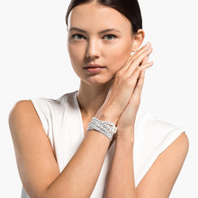 Load image into Gallery viewer, SWAROVSKI Power Collection Bracelet - White