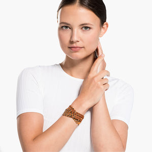 SWAROVSKI Power Collection Camel Bracelet - Multicolor