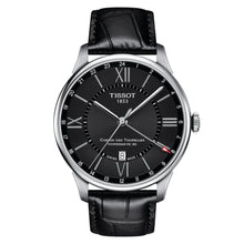 Load image into Gallery viewer, Tissot TISSOT Everytime Swissmatic Scratch Resistant Men's Watch - Black - Gemorie