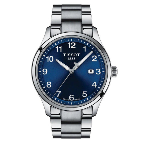 Tissot TISSOT Gent XL Classic HMS Dial Men's Watch - Stainless Steel - Gemorie