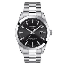 Load image into Gallery viewer, Tissot TISSOT Gentleman Powermatic 80 Silicium Automatic Energy Watch - Stainless Steel - Gemorie