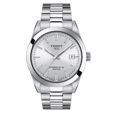 Load image into Gallery viewer, Tissot TISSOT Gentleman Powermatic 80 Silicium HMSD Dial Men's Watch - Stainless Steel - Gemorie