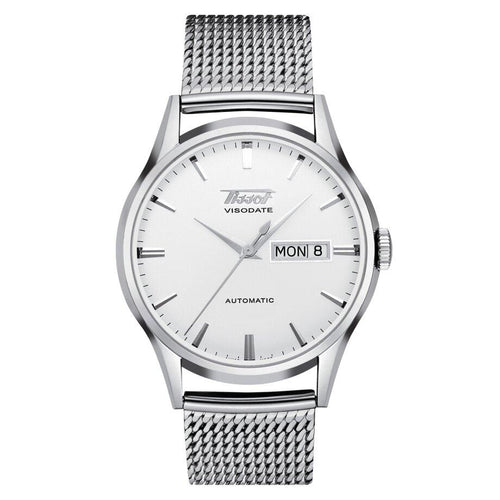Tissot TISSOT Heritage Visodate Automatic Energy Men's Watch - Stainless Steel - Gemorie