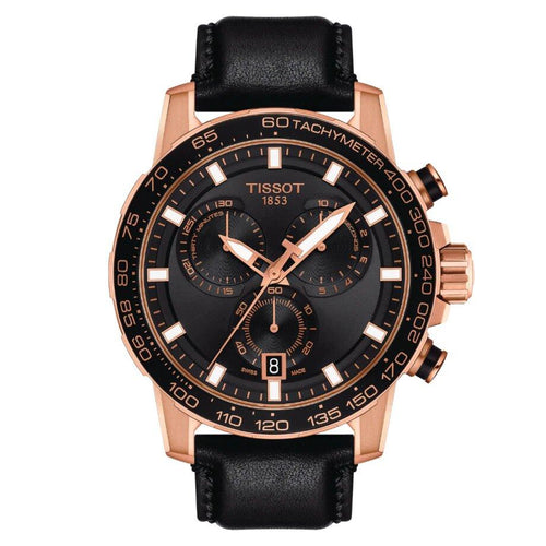 Tissot TISSOT LA Lakers 2020 NBA Supersport Men's Watch - Black - Gemorie