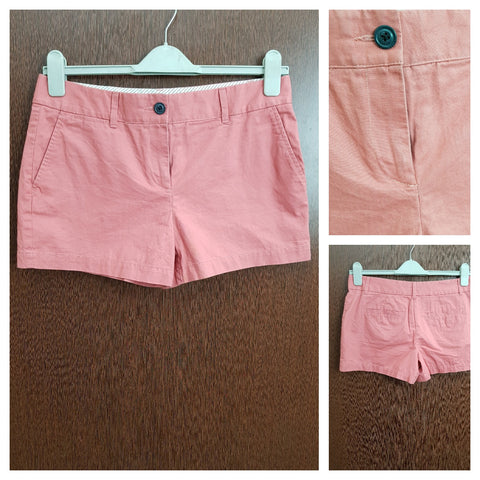 Summery Shorts - Pastel Pink