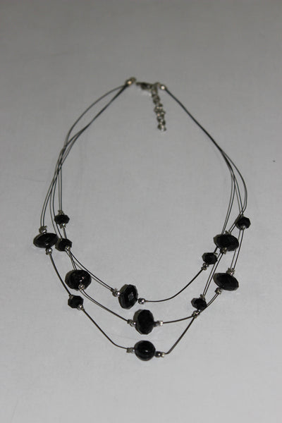 Delicate Black Neck Piece