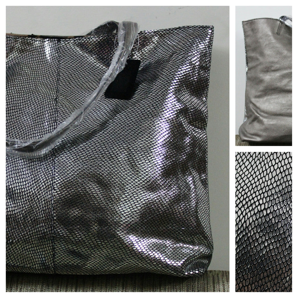 Bronze & Shimmer Bag - #FTFY - For The Fun Years