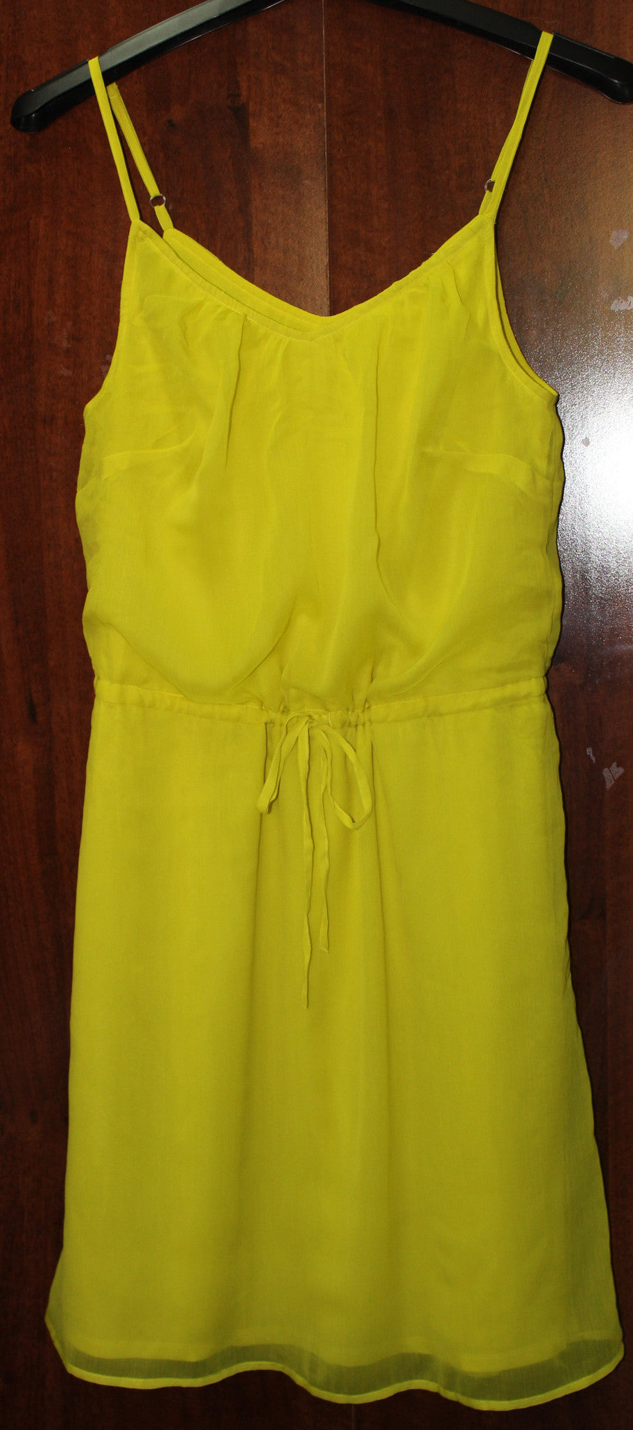 Super Soft, Lemon Yellow,All season dress - #FTFY - For The Fun Years
