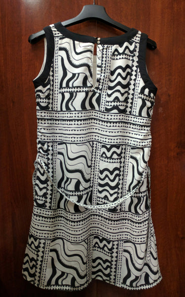 The Monochrome Dress