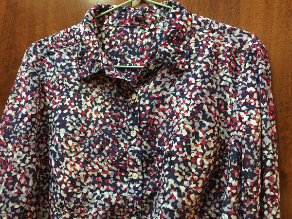 Smart Printed Multicolor Shirt - #FTFY - For The Fun Years