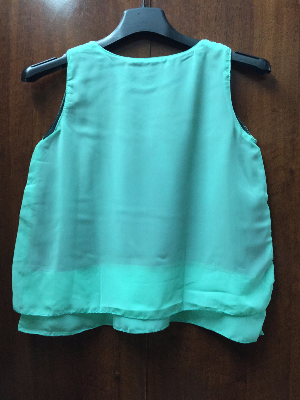 Short Pop Top - Neon Green
