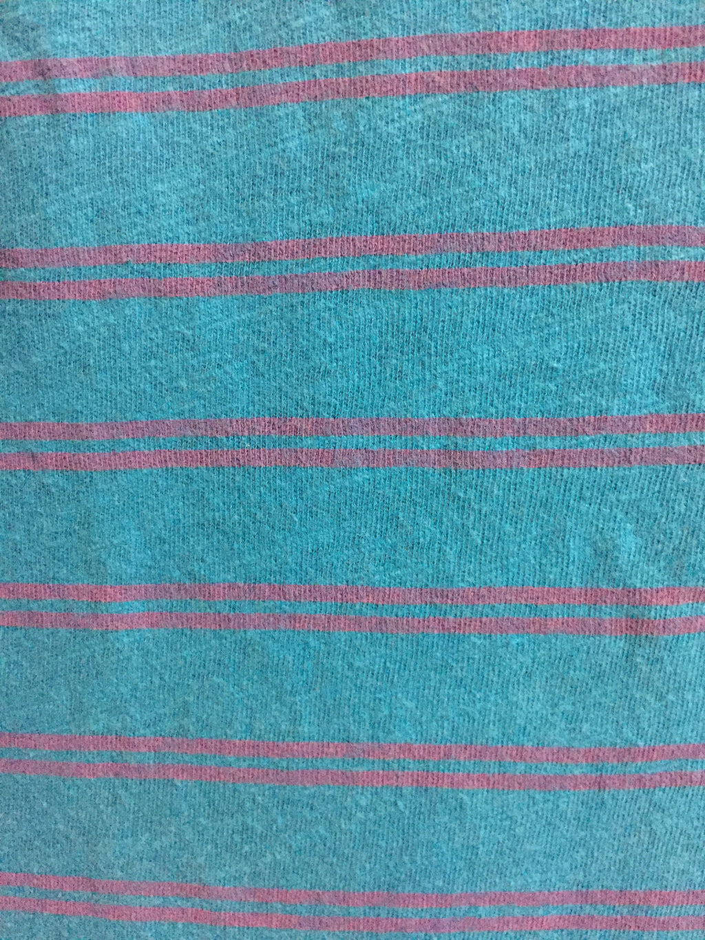 Blue Stripes Racer Back Top - #FTFY - For The Fun Years