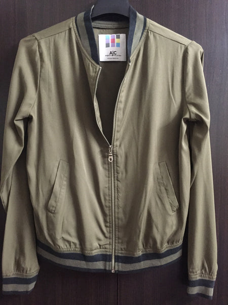 Military Green Light Jacket