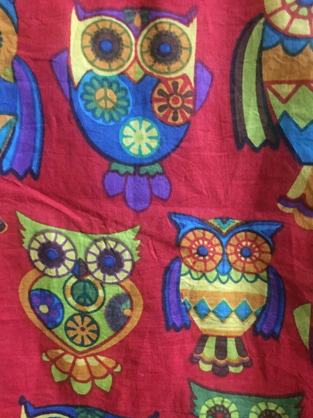 Red OWL top
