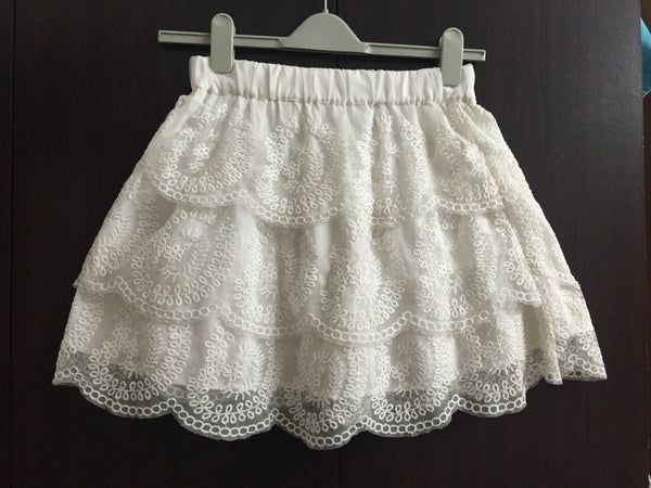 Only 3 Layers Net Skirt