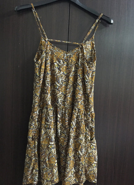 Casual Brown Short Dress - #FTFY - For The Fun Years