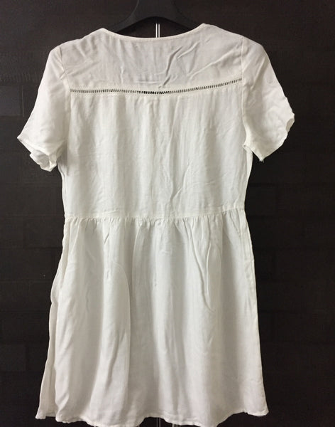 Frock Style Simple plain dress