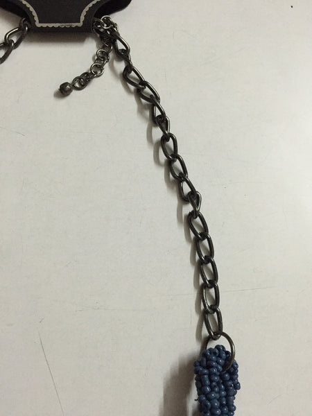 Beads and Metal - 7 Interlocked Neck piece - #FTFY - For The Fun Years