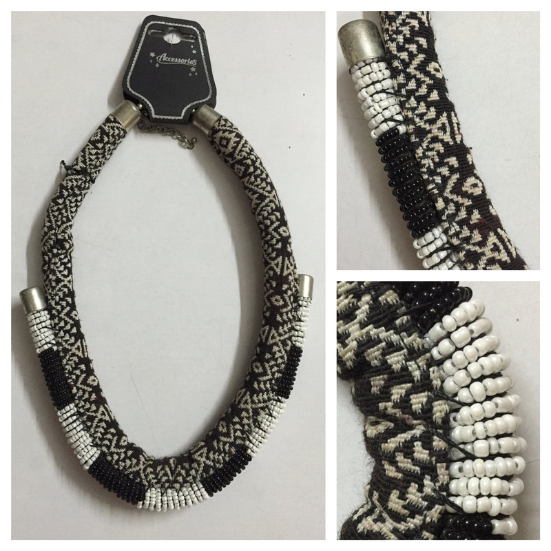 Boho - Monochrome Neck Band - #FTFY - For The Fun Years